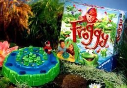 Froggy Spiel