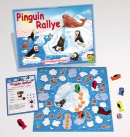 spiel pinguin