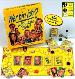 Das Spiel Wer Bin Ich